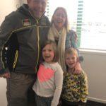 Meet Daniel, Nicola and their children